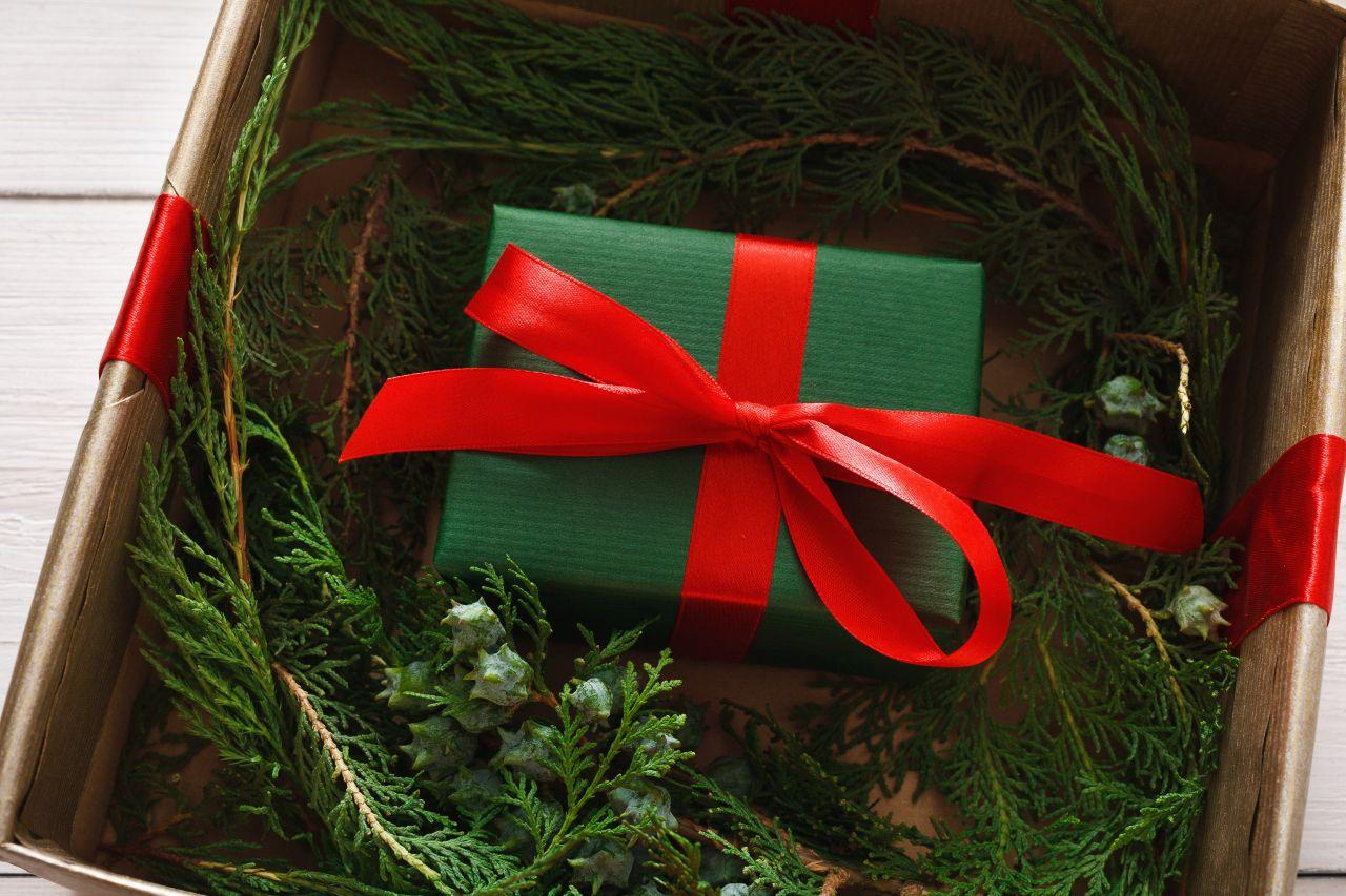 Paczki świąteczne dla pracowników
